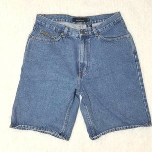 Calvin Klein size 32 Demin Jean Shorts